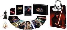 Star Wars: Episode VII The Force Awakens MovieNEX Premium BOX SteelBook (Japan)