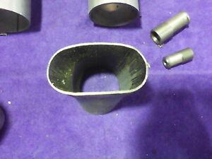 Rover V8 bike  carb inlet manifold kit weld together mild steel 41 mm