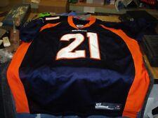 Reebok NFL  Denver Broncos   #21 Sewn Football Jersey Mens 52