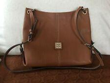DOONEY & BOURKE Brown Shoulder Handbag--VINTAGE