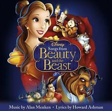 Beauty And The Beast LP VINILO NUEVO