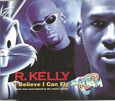 R. KELLY I believe Can fly 4TRX w/ RADIO EDIT & INSTRUMENTAL CD single SEALED R
