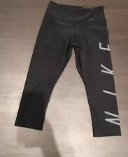 Women's Nike Capri Tights SzSmall Black NWT