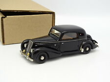 But Collection Brianza Resin 1/43 - Salmson s4 61 coupe 1949 Black