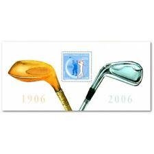 LOT DE 10 BLOCS SOUVENIRS N°_13 OPEN FRANCE 2006, SANS POCHETTE