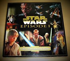 STAR WARS EPISODE 1 Customizable Card Game DECIPHER Complete Un-Used BOXED #550