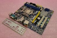 Foxconn H55MX-S LGA1156 Socket1156 HDMI DDR3 PCI-E Motherboard, i3 and Backplate