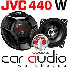 Vauxhall Vivaro A 2001 - 2014 JVC 10cm 440 Watts 2 Way Front Dash Car Speakers