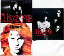 THE DOORS In Concert - Box Set - OST New Original US Promo Rock Poster Flat Set