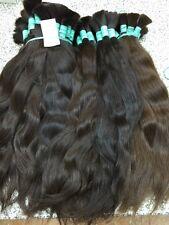 """100%Human Hair Menschenhaar Bulk 14"""" 35cm"""