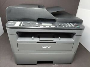 Brother Mfc-l2710dw Compact Laser Printer Copy Fax Print Scan New Toner
