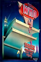 THE WHO 1989 THE KIDS ARE ALRIGHT TOUR OAKLAND STADIUM CONCERT POSTER NM 2 MNT