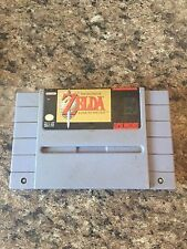 Legend of Zelda: A Link to the Past Super Nintendo Snes BA1