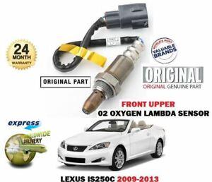 FOR LEXUS IS250C IS250 2.5 4GR-FSE 2005->NEW FRONT UPPER 02 OXYGEN LAMBDA SENSOR