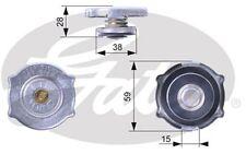 GATES Tapa, radiador CHRYSLER VOYAGER STRATUS JEEP CHEROKEE CHEVROLET G20 RC135