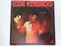 Eddie Kendricks, Boogie Down, TAMLA Records LP Vinyl Printed in USA 1974