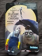 Behemoth The Nightmare Before Christmas figure Disney Funko