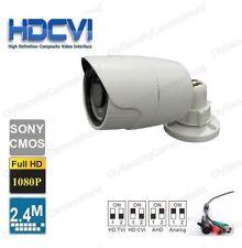 CVI HD 1080P Bullet Security Camera CCTV Camera Outdoor IR Night Vision DC 12V