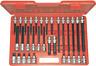 32 Piece 1/2 Or. Torx Bit Socket Set (55,100, 140,200mm)T&E Tools  T3202