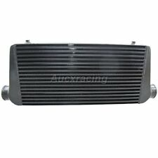 "Front Mount Black TURBO INTERCOOLER 3"" 780x300x76mm For S13 S14 SRT 240SX"