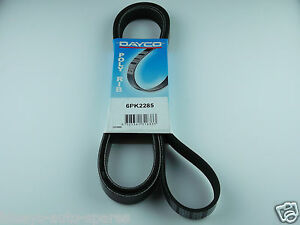 MAZDA 6 FAN BELT SUITS GH WITH  2.5L DOHC 4CYL L5 ENGINE 02/08 ON