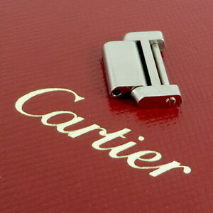 GENUINE CARTIER WATCH LINK STAINLESS STEEL 14.5MM TANK FRANCAISE W51008Q3