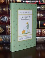 The House at  Pooh Corner by A. Milne Poems Illustrated by Shepard New Hardcover