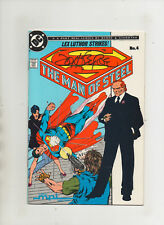 Man Of Steel MPI Audio Edition #4 - Signed By John Byrne - (Grade 9.2) 1989