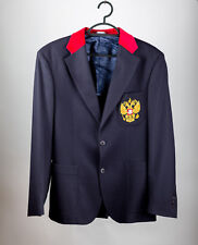 Vancouver 2010 Parade Coat Jacket Russia Olympic Team for Rewarding by President
