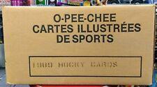 1988-1989 O-Pee-Chee Hockey Sealed Vending Case ( Hull / Shanahan RC's ) PSA?