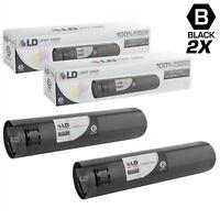 LD Compatible Xerox 006R01175 / 6R1175 2PK Black Laser Toner Cartridges