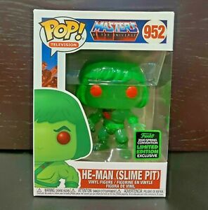 Funko Pop! Television: Masters of the Universe - He-Man (Slime Pit) Vinyl Figure