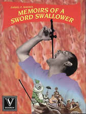 Memoirs of a Sword Swallower, Good Condition Book, Mannix, Daniel P., ISBN 97809