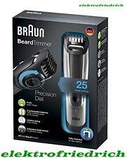 BRAUN Bartschneider BT5090 NEU&OVP Barttrimmer abwaschbar auch als Haarschneider