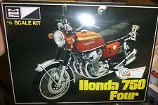 MPC 827 Honda FOUR MOTORCYCLE KIT 1/8 MODEL CAR MOUNTAIN FS