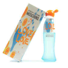 MOSCHINO I LOVE LOVE EDT 100 ML - COD + FREE SHIPPING