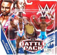 WWE NEW DAY BATTLE PACK 43 KOFI KINGSTON & BIG E WRESTLING FIGURE 2-PACK