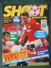 Shoot Football Magazine 12th September 1992