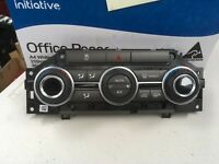 Land Rover Discovery 4 Climate Control Panel BH22-19E900-AA