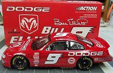 Bill Elliott #9 Dodge Intrepid 2001 Action 1/24 Scale NASCAR Cup Diecast