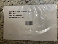 2015 US Mail Use Stamp Packet Sealed #991504 for the Year Book