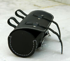 New Leather Bicycle Cycle Round Tool Bag Vintage Look Gift Best Quality 1H