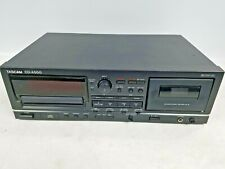 Tascam Professional Dual Cd / Cassette Recorder Cd-A500