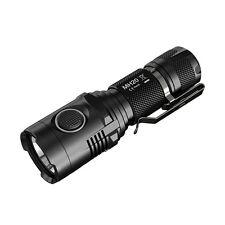 NiteCore MH20 Cree XM-L2 U2 LED 1000 Lumens USB Rechargeable Flashlight Torch