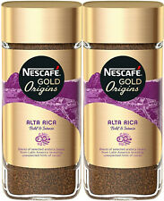 ☕2 x NESCAFE GOLD ORIGINS ALTA RICA 100G INSTANT COFFEE☕