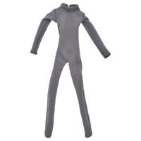 1/6 Scale Jumpsuit Corset Clothes Jump Bodysuit for 12'' Male Action Figure US