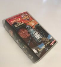 Doctor Who VHS Double Pack The Sontarian Experiment/Genesis Of The Daleks