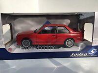 SOLIDO 1/18 Bmw M3 (E30) Sport Evolution 1990 Red Art. 1801502