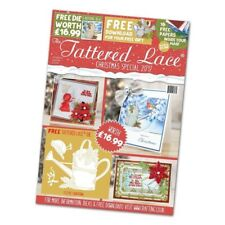 Tattered Lace CHRISTMAS SPECIAL MAGAZINE 2017 With FREE Festive Countdown Dies