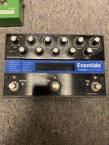 Eventide TimeFactor Guitar Effector